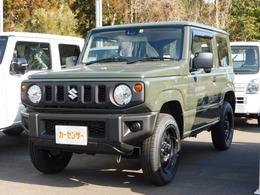 スズキ ジムニー 660 XG 4WD 届出済未使用車 キーレス 背面タイヤ