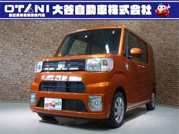 ダイハツ ウェイク 660 L スペシャルリミテッド SAIII 和歌山県 軽自動車 衝突軽減装置付