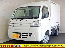 ダイハツ ハイゼットトラック 冷蔵冷凍車-7℃ サイドドア 樹脂スノコ AT車