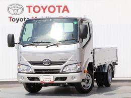 トヨタ ダイナ 2.0 ロング フルジャストロー フロア5MT 3人乗 走行2千K 新車保証継承