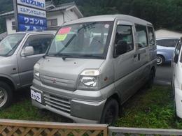 三菱 ミニキャブバン 660 CD ハイルーフ 4WD 5MT 副変速機