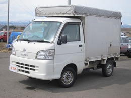 ダイハツ ハイゼットトラック 660 4WD 箱トラック4WD/5MT