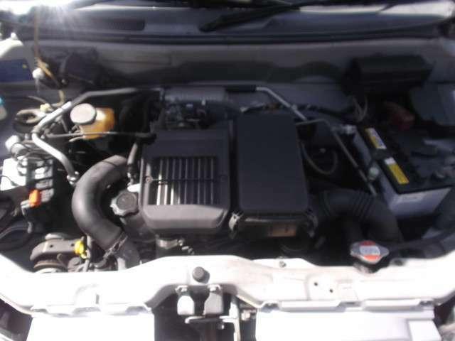 調子のいいF6Aエンジン