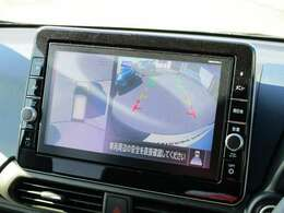 9インチナビ装備!360度見えて安心安全に車庫入れしていただけるアラウンドビューモニターも!