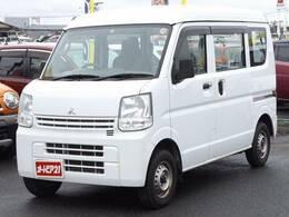 三菱 ミニキャブバン 660 M ハイルーフ 5AMT車 エアコン パワステ エアバック付