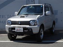スズキ ジムニー 660 XG 4WD 本革調シート キーレス