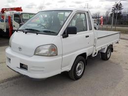 トヨタ タウンエーストラック 0.75t 平ボディ