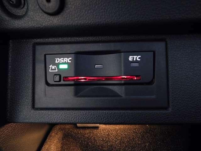 ETC2.0車載器搭載。遠くのお出かけもスムーズです。