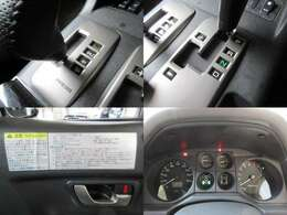 路面状況に応じて2WD⇔4WDでの切り替えが可能な、ドランスファ4WDです。