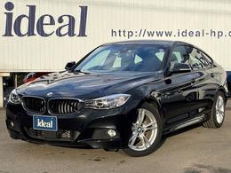 BMW 3シリーズグランツーリスモ 320i Mスポーツ 純正HDDナビ Bカメラ ACC 純正AW
