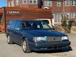ボルボ 850エステート 20V クラシック 車検2年含 レザーシート パワーシート サンルーフ