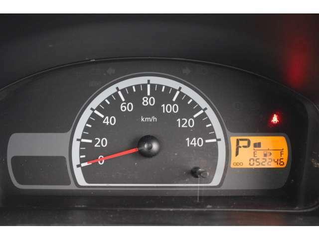 【内装】現メーター52,246kmで、まだまだこれからのお車です!
