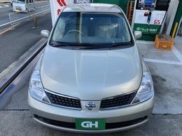 日産 ティーダ 1.5 15M 車検整備2年実施