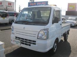 スズキ キャリイ 660 KCエアコン・パワステ 3方開 4WD エアバック