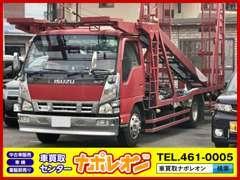 当店専用の積載車を使用します!福岡県外からのお問い合わせも大歓迎ですよ!お気軽にお問い合わせください!