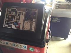 専用テスターはじめ各種専用機器完備。