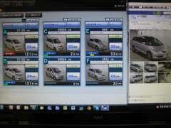 勿論ハイブリットカー以外のどんなお車も、貴方だけの一台を日本全国のカーオークション会場からお探しいたします。