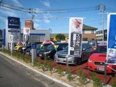 SUBARU認定中古車を中心に厳選した中古車をご用意しております。