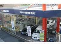 スバル特約店 ロイヤル自動車販売(株) null