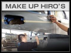 積載車・板金・塗装ブース・整備用PITを各種備えております。