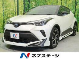 トヨタ C-HR 1.2 G-T 6速MT モデリスタエアロ セーフティセンス