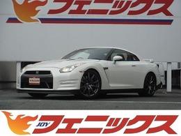 日産 GT-R 3.8 ピュアエディション 4WD HDDナビTV黒半革HIDライトETC