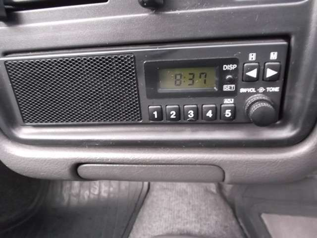 AMラジオチューナーです♪