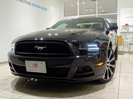 フォード マスタング V6 クーペ プレミアム 電動シート  ブラウンレザーシート