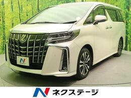 トヨタ アルファード 2.5 S Cパッケージ BIG-X11型 大型後席モニター サンルーフ