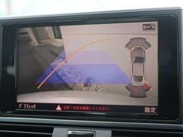 ●バックカメラ『後退時にディスプレイに後方映像を出力、駐車も楽々です♪』