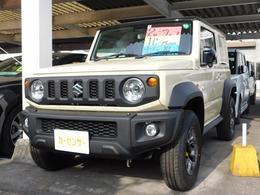 スズキ ジムニーシエラ 1.5 JC 4WD 登録済未使用車  オートマ車  クルコン