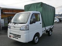 ダイハツ ハイゼットトラック 660 スタンダード 3方開 幌付・AT車・ETC