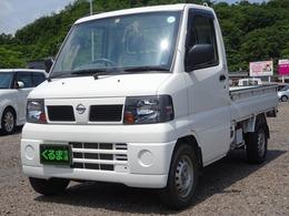 日産 クリッパートラック 660 DXエアコン付 4WD エアコンパワステ