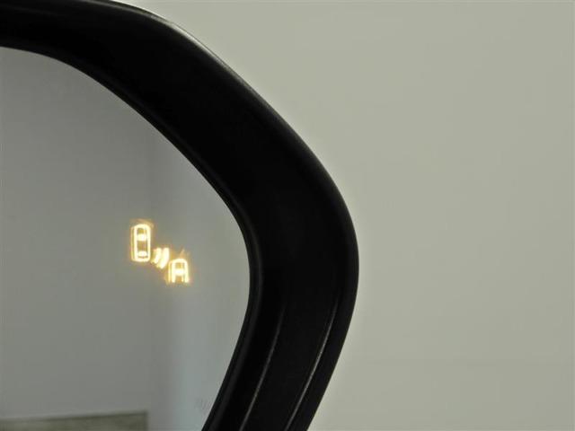 BSMブラインドスポットモニター装備!車線変更時の判断を支援してくれて安心です♪