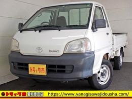 トヨタ タウンエーストラック 平ボディー DX 4WD 小型 ガソリン 3人乗り 5MT
