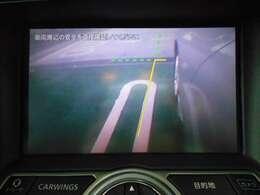 サイドカメラを装備しています。縦列駐車や細い道を走行する時に助手席側の映像を車載モニターに映す事が出来ます。映像切り替えは車両に装備されているスイッチで行って下さい。