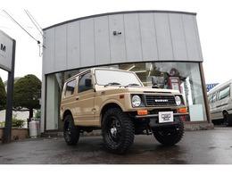 スズキ ジムニー 660 HC 4WD ベージュ全塗装 新品マッドタイヤ