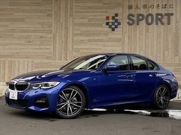 BMW 3シリーズ 320i Mスポーツ アクティブクルーズ インテリセーフ 黒革