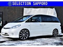 トヨタ エスティマ の中古車 3.0 L アエラス S 4WD 北海道札幌市白石区 32.8万円