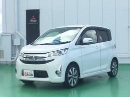 三菱 eKカスタム 660 T ユーザー買取車 1オーナー 純ナビ