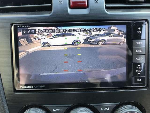 パナソニックCN-S300WDナビが付いております。フルセグTV&バックカメラ付き♪