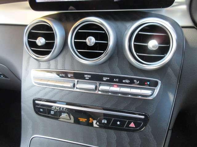 ◆クライメートコントロール◆2ゾーンフルオートエアコンで、左右独立調整が可能です◆