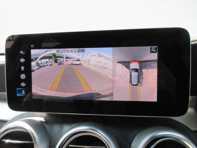 ◆バックカメラ&360°カメラ◆後方の安全を守ります◆