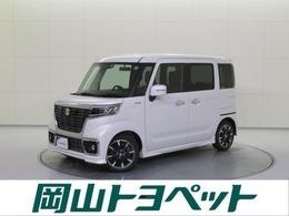 スズキ スペーシア 660 カスタム ハイブリッド XSターボ 岡山トヨペット厳選U-Car!!