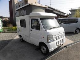 スズキ キャリイ キャンピング車 AZ-MAX ka-i 軽キャンパー ポップアップルーフ