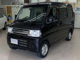 三菱 タウンボックス 660 RX ハイルーフ 4WD ターボ ルームクリーニング ワンオーナー