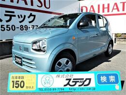 スズキ アルト 660 L スズキ セーフティ サポート装着車 メーカー保証付・純正CD