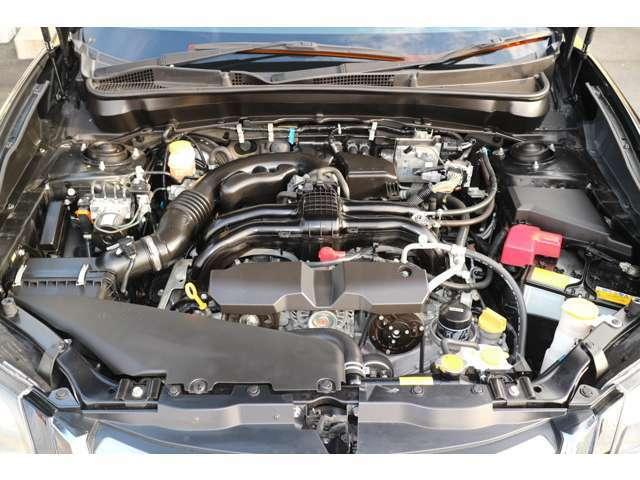 2.5リッターNAエンジン搭載モデルです。タイミングチェーン方式が採用されております。
