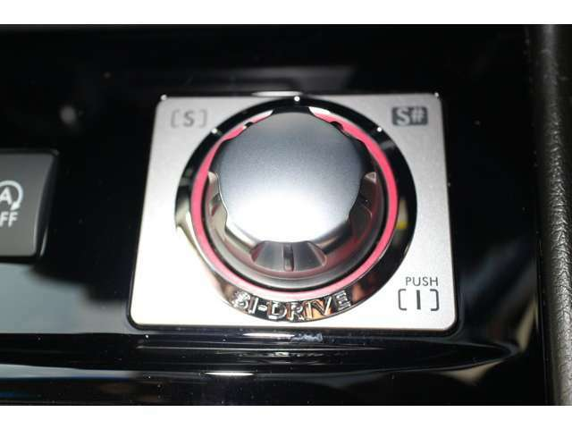 【SI DRIVE】搭載☆エンジンの出力特性を変更可能♪