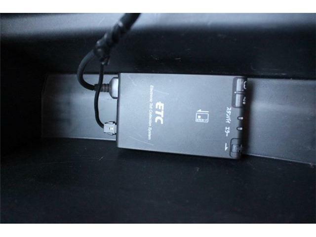ETCは外から見えない箇所に装備しておりますのでカードの抜き忘れも安心です!
